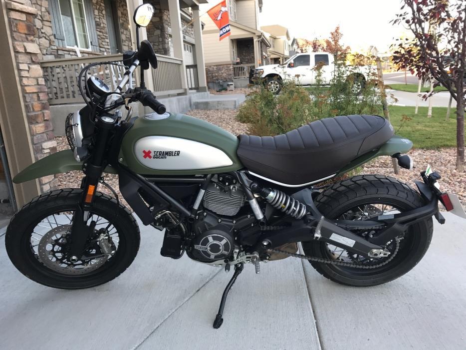 ducati scrambler urban enduro motorcycles for sale in colorado. Black Bedroom Furniture Sets. Home Design Ideas