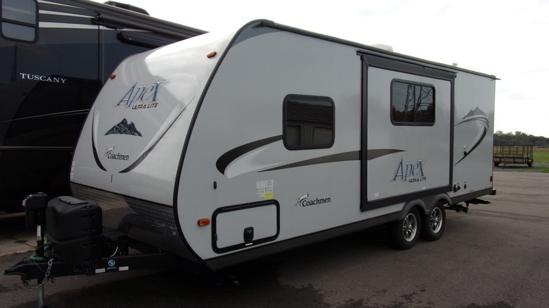 2015 Coachmen Apex 215RBK