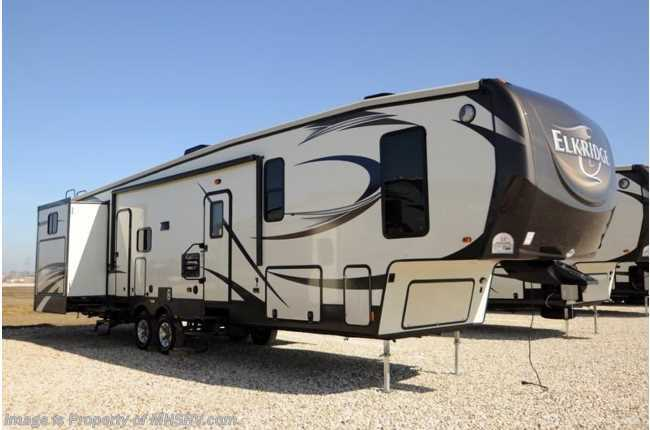 2014 Heartland Rv Elkridge 37 Ultimate Rvs For Sale