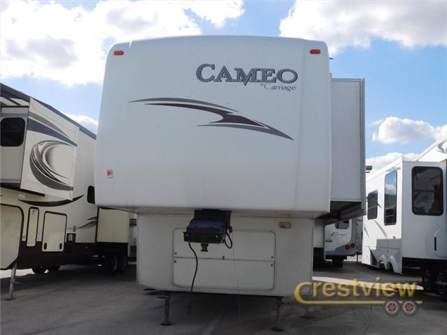 2009 Carriage Cameo F36FWS