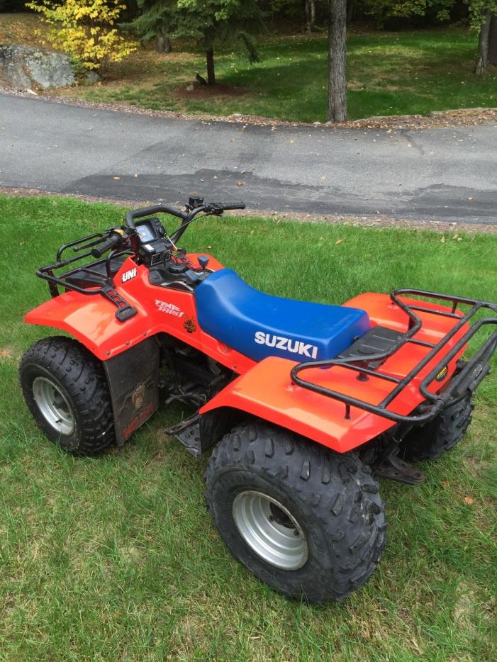 Suzuki Quadrunner Lt 250 Motorcycles for sale