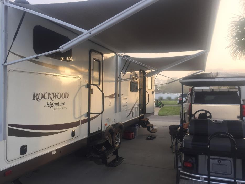 2015 Forest River ROCKWOOD SIGNATURE ULTRA