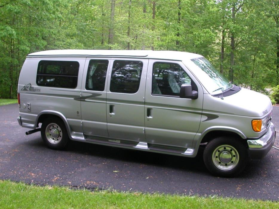 2005 Pleasure Way TRAVERSE