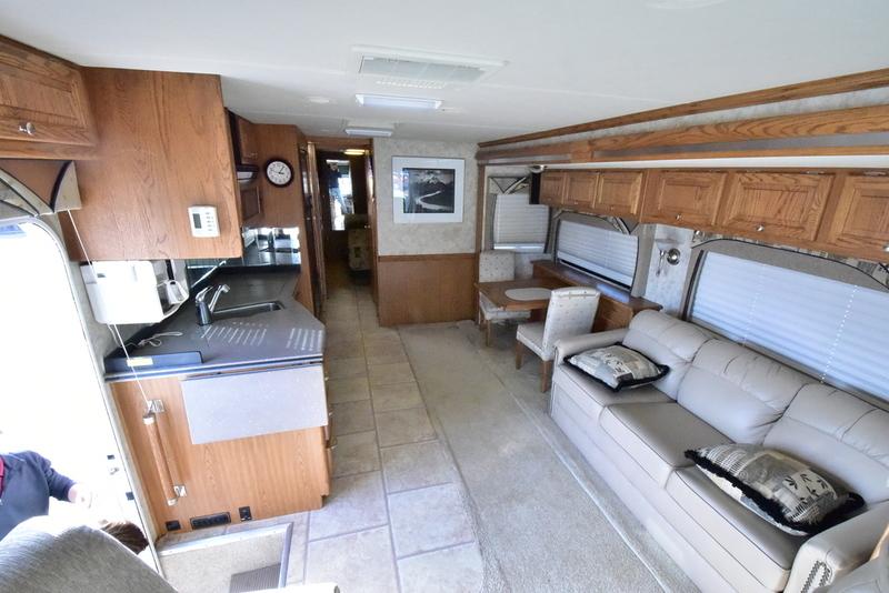 Tiffin Motorhomes Allegro Bay 34xb Rvs For Sale