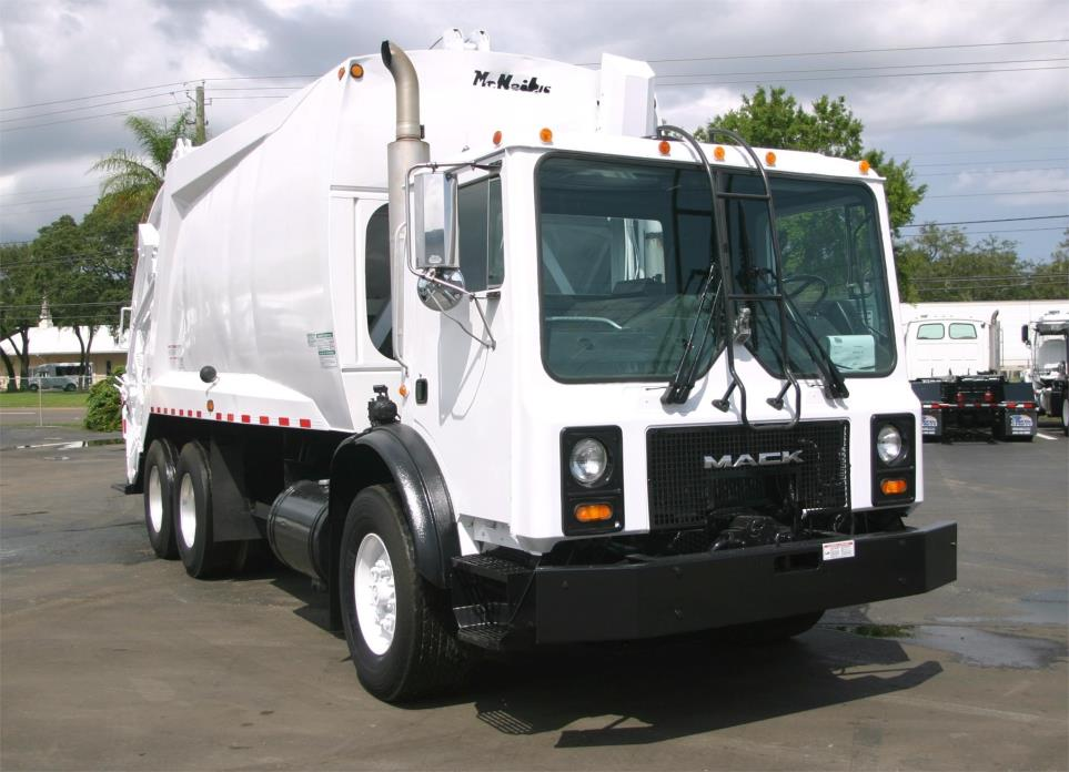 Garbage Truck Power Wheels : Mack mr cars for sale in tampa florida