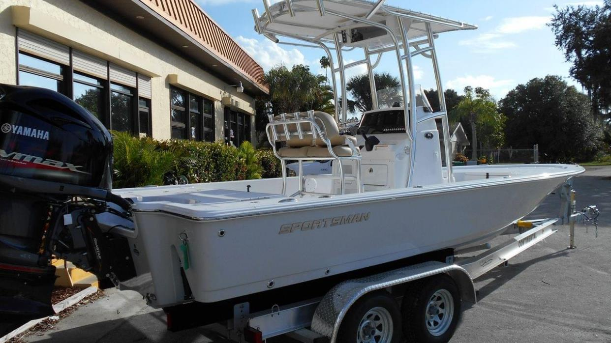 Sportsman Sportsman 234 Tournament Boats For Sale