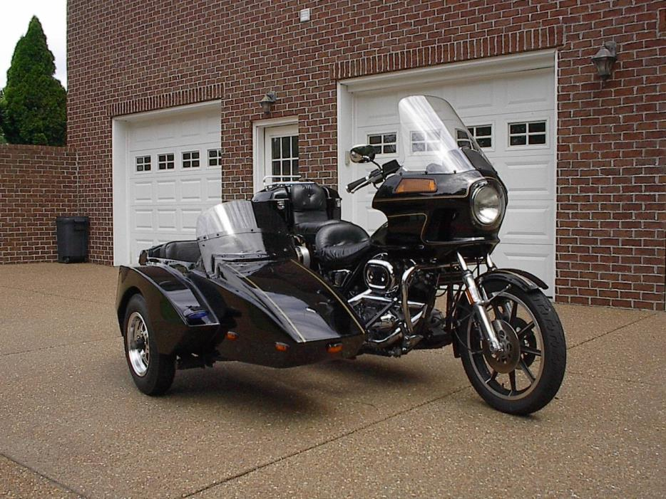 Harley Davidson Side Car Motorcycles For Sale In Tennessee