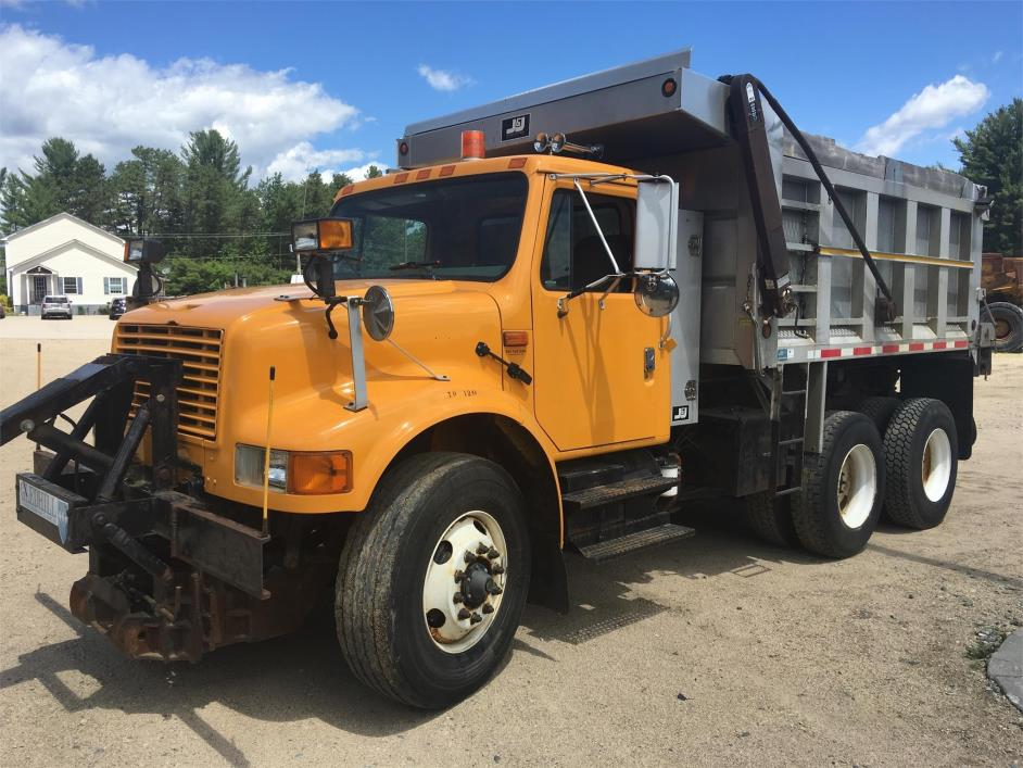 plow truck for sale in new hampshire. Black Bedroom Furniture Sets. Home Design Ideas