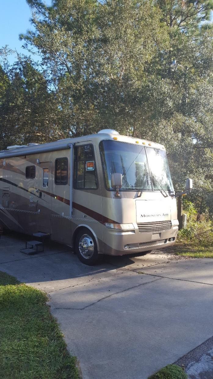 2002 Newmar MOUNTAIN AIRE 38KSWB