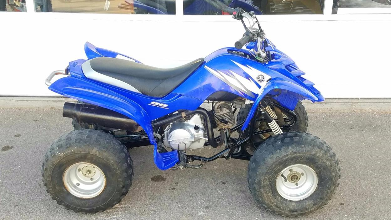 Yamaha raptor 80 motorcycles for sale for Yamaha rapid city sd