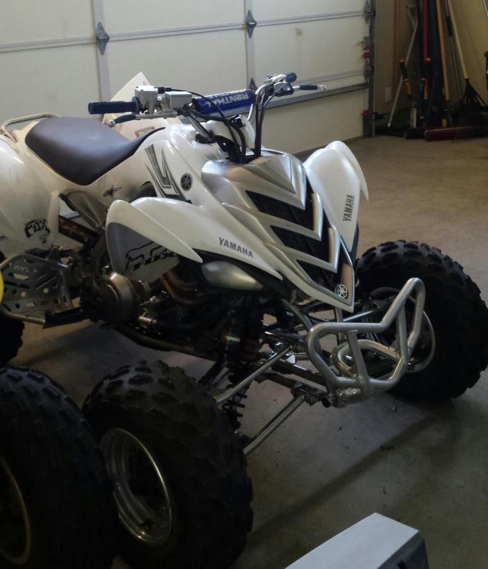 2006 Yamaha RAPTOR 700