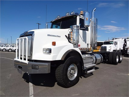 2012 Western Star 4900sa Conventional - Day Cab