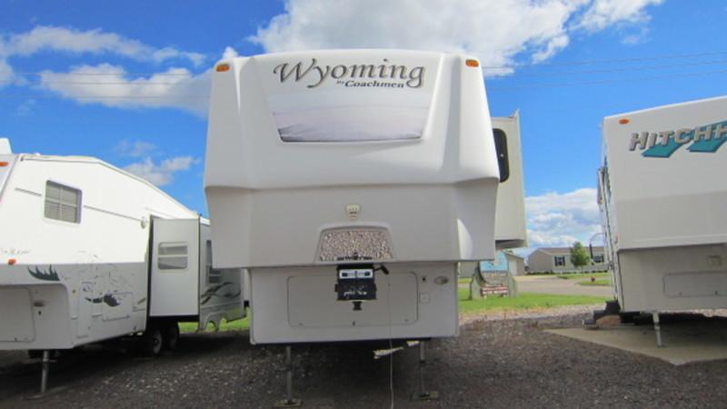 Coachmen Wyoming 362siqs Rvs For Sale