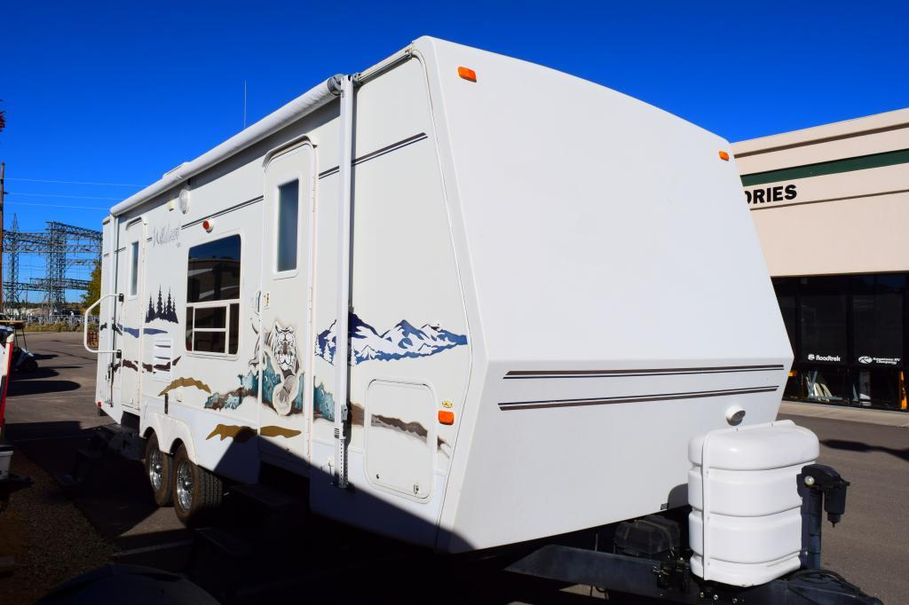 2005 Forest River Wildcat 26FBS