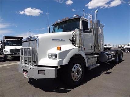 2015 Western Star 4900sb Conventional - Sleeper Truck