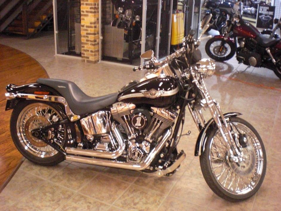 2003 Harley-Davidson FLSTS/FLSTSI Heritage Springer
