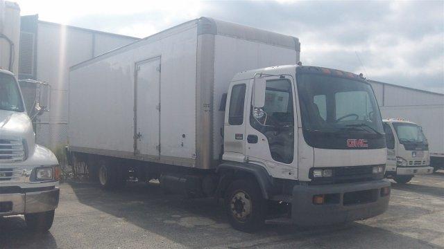 2002 Gmc T6500 Van
