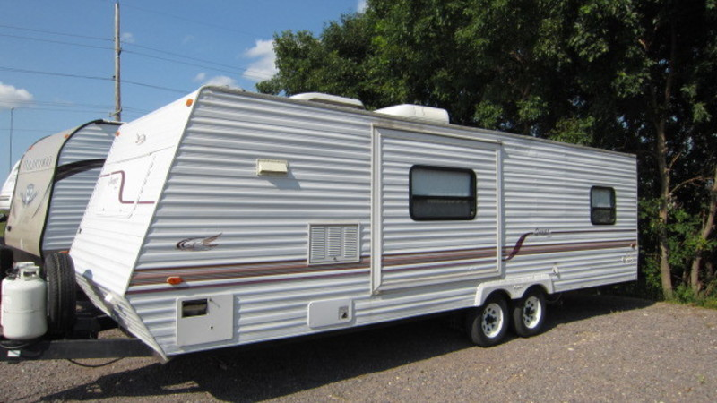 2000 Jayco Quest 292