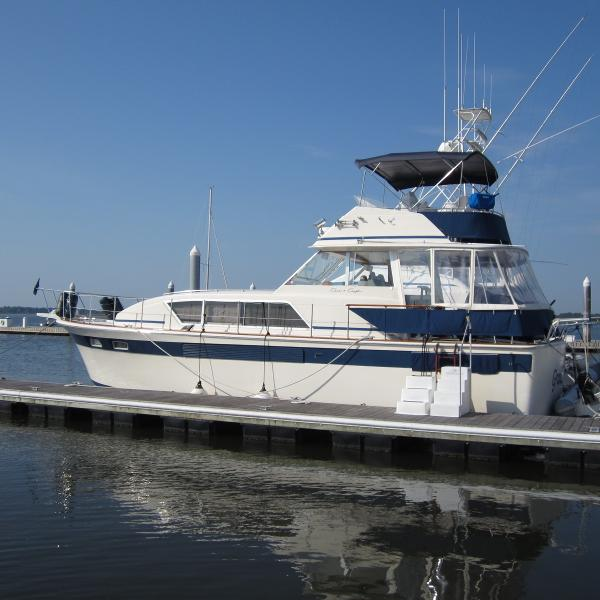 1978 Chris Craft1 45 Commander