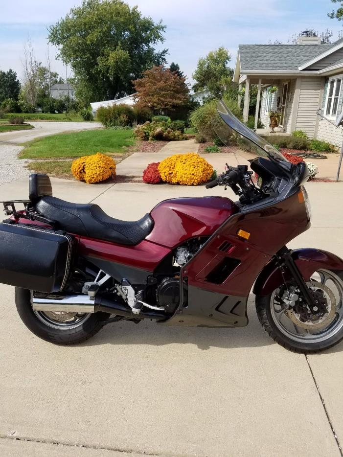 Kawasaki Concours Zg1000a Vehicles For Sale
