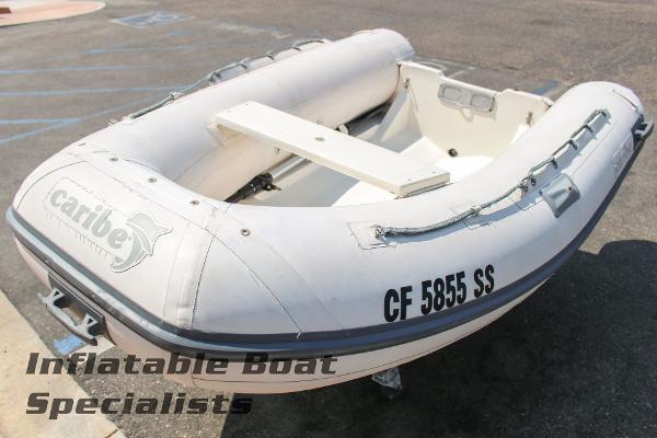 1996 Caribe L8 RIB