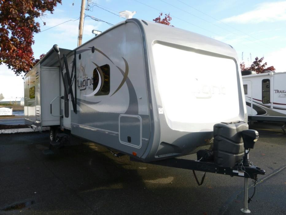 2016 Open Range Rv Light 272RLS