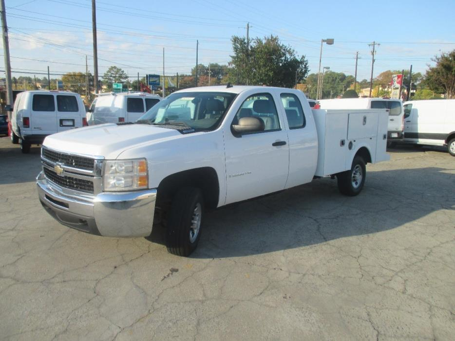 2008 Chevrolet C2500 Utility Truck - Service Truck