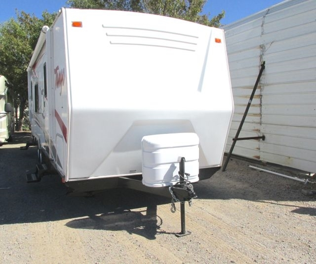 2008 Pacific Coachworks TANGO 256rks
