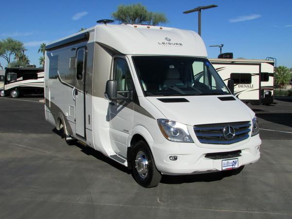 2017 Leisure Travel Vans UNITY