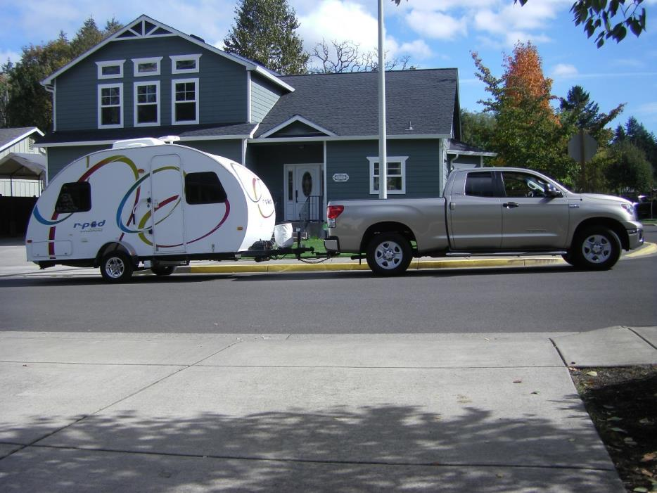 2010 Forest River R-POD 175