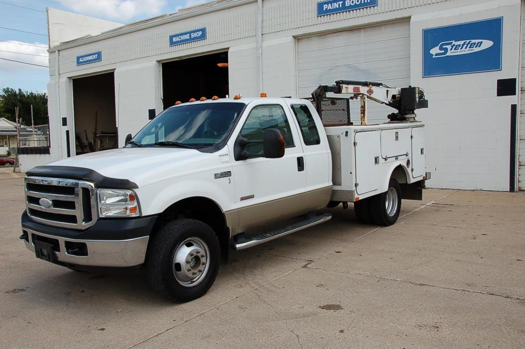 2006 Ford F350 Sd Utility Truck - Service Truck