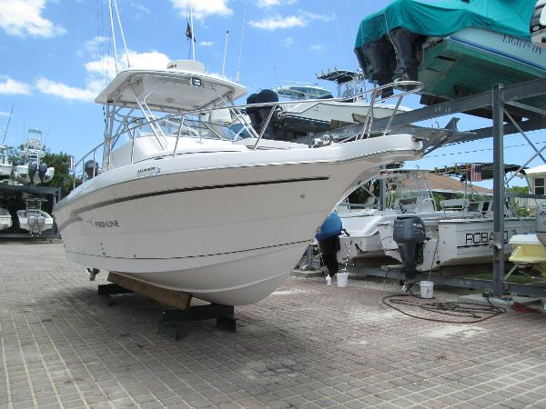 Pro line boats for sale in st augustine florida for Yamaha repower cost