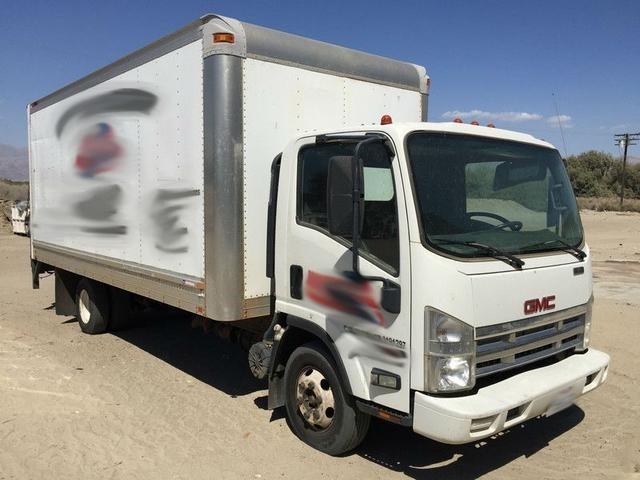 2009 Gmc W4500  Box Truck - Straight Truck