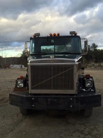 1988 Autocar Acl64 Garbage Truck