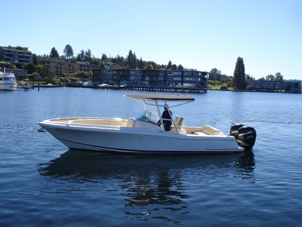 2015 Chris-Craft Catalina 29