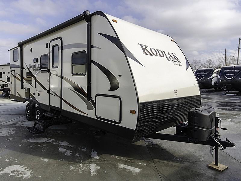 2016 Dutchmen Kodiak Express 255BHSL