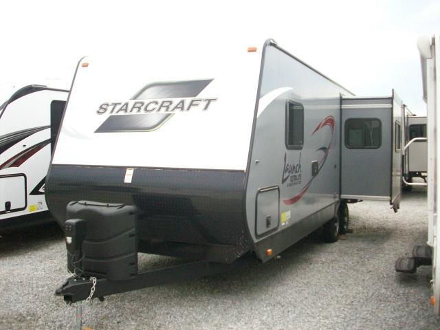 2017 Starcraft Launch 24RLS