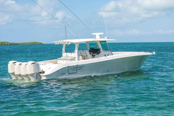 Hydra Sports 4200 Siesta Boats for sale
