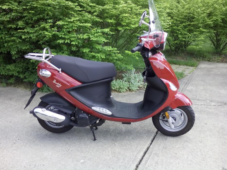 2008 Genuine Scooter Company BUDDY 125