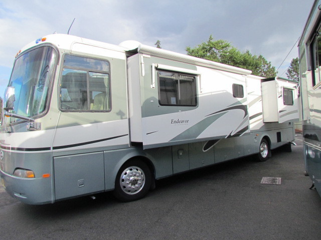 2002 Holiday Rambler ENDEAVOR 36PBD