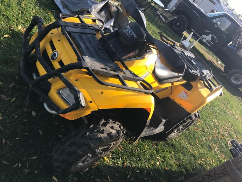 2007 Can-Am OUTLANDER MAX XT 800R