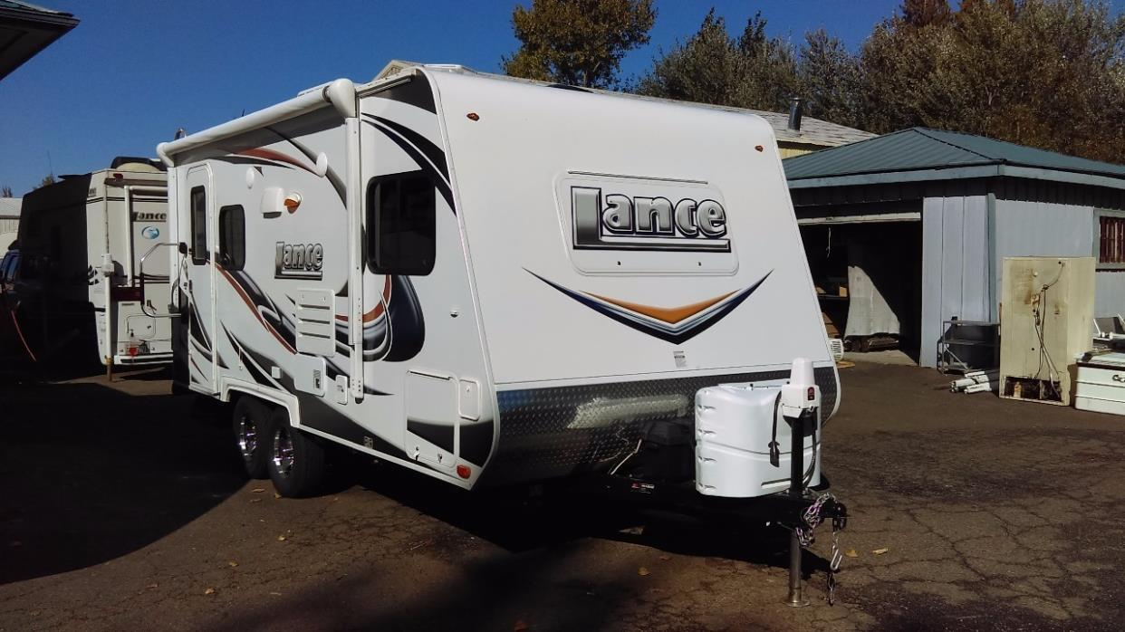 2013 Lance 1685 Rvs For Sale