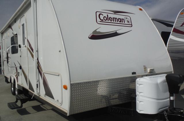 2013 Dutchman COLEMAN 249RB