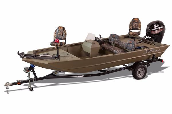 2017 LOWE BOATS Roughneck 1860 SC