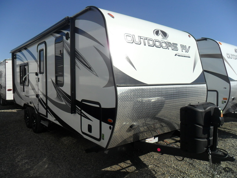 2017 Outdoors Rv CREEK SIDE Creek Side 22RB