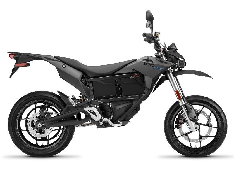 2015 Zero Motorcycles ZERO-S
