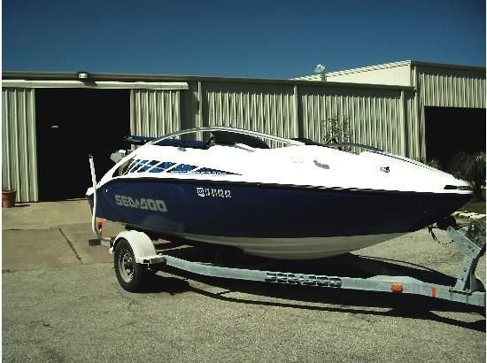 2005 Sea Doo Bombardier Speedster 200