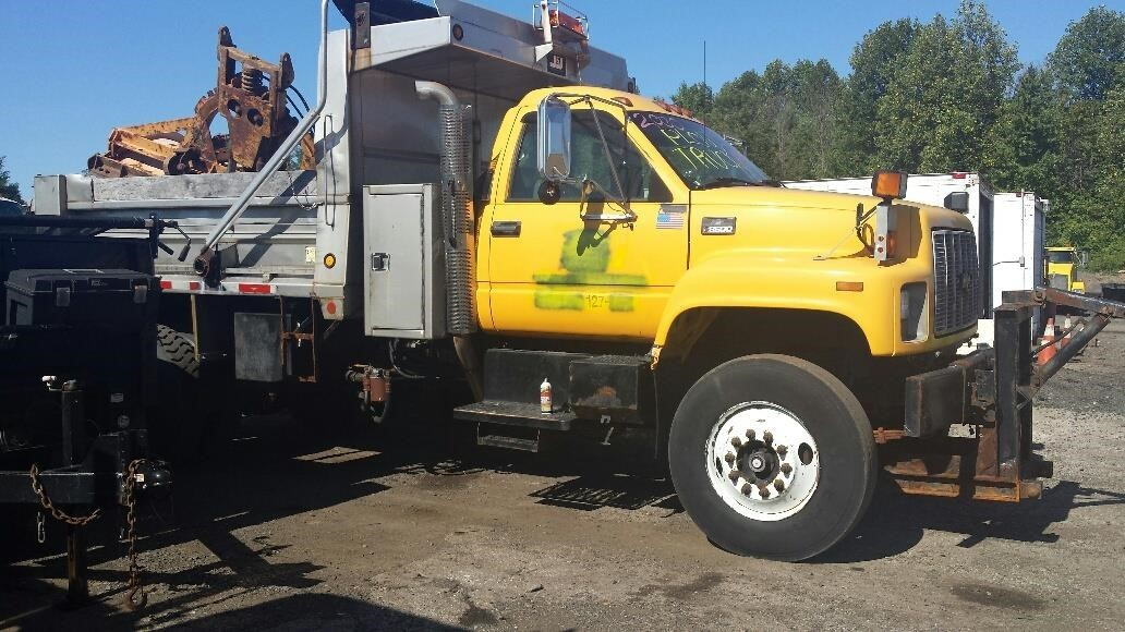 2000 Chevrolet Kodiak C8500  Dump Truck