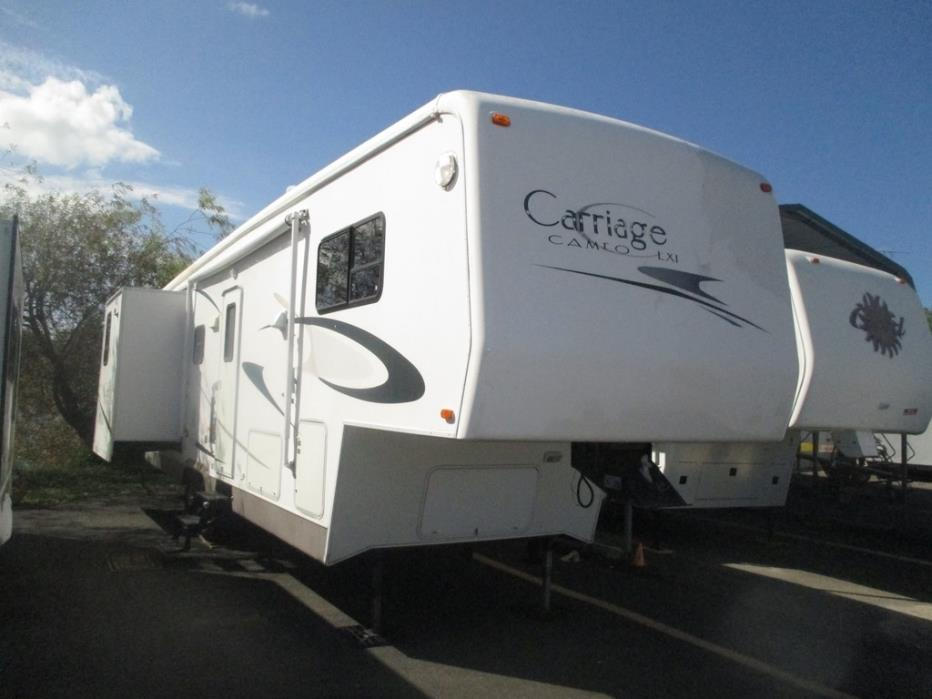 2003 Carriage Cameo Lxi Rvs For Sale