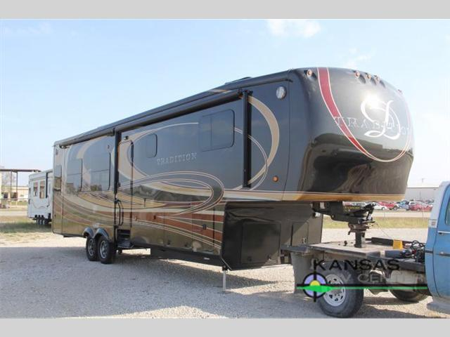 2015 DRV LUXURY SUITES Tradition 375KPS